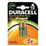 Pile Ricaricabili Duracell Accu