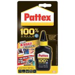 Promo pack Pattex 100% colla 50g con cartolina voucher