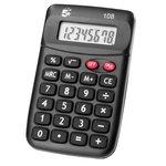 Calcolatrice tascabile 108