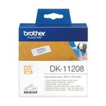 Brother - Rotolo - Nero/Bianco - 400 Etichette 38 x 90mm