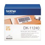 Brother - Etichette adesiva - Nero/Bianco - 600 Etichette - 102mm x 51mm