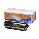 Brother - toner - TN7300 - 3300 pagine, hl1650/1670n/5030/5040/5050/5070n/1850/1870n