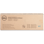 Dell - toner - 59311114 - capacità standard, ciano