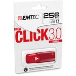 Emtec - Memoria Usb 3.0 - Rosso - ECMMD256GB103R - 256GB