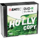 Emtec - DVD-R - registrabile - ECOVR471016SL - 4,7GB