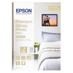 Epson - carta fotografica - 15 fogli, 255gr A4, 210 x 297mm , lucida, Premium Best
