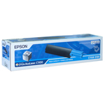 Epson - toner - C13S050188 - Cartridge Acubrite, alta capacità, per aculaser c1100/n, ciano
