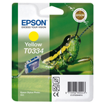 Epson - cartuccia - C13T03344010 - giallo, Stylus photo 950, blister RS