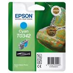 Epson - cartuccia - C13T03424010 - ciano, Stylus photo 2100, blister RS