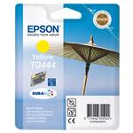Epson - cartuccia - C13T04444010 - giallo, Stylus c64/66/84/86 photo cx3650/6400/6600, alta capacità, RS