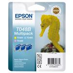 Epson - Multipack Cartuccia ink - C CH/M CH/Y - C13T048B4010 - 13ml cad