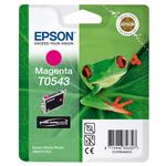 Epson - cartuccia - C13T05434010 - magenta, Stylus photo r800, r1800, blister RS