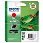 Epson - cartuccia - C13T05474010 - rosso, Stylus photo r800, r1800, blister RS