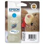 Epson - cartuccia - C13T06124010 - ciano, blister RS