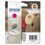 Epson - cartuccia - C13T06134010 - magenta Stylus d68, d88, d88photo, dx4250, serie dx3800/4800, blister RS