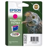 Epson - cartuccia - C13T07934010 - inchiostro claria magenta, nella nuova confezione blister RS