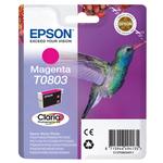 Epson - cartuccia - C13T08034011 - magenta Stylus photo r265, r360, blister RS