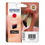 Cartuccia inchiostro a pigmenti rosso epson ultrachrome hi-gloss2 blister rs