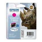 Epson - Cartuccia ink - Magenta - C13T10034010 - 11,1ml