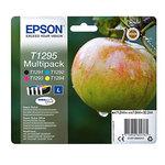 Epson - Multipack Cartuccia ink - C/M/Y/K - C13T12954012 - C/M/Y 11,2ml - K 7ml