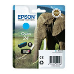 Epson - Cartuccia ink - 24 - Ciano - C13T24224012 - 4,6ml