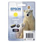 Epson - Cartuccia ink - 26 - Giallo - C13T26144012  - 4,5ml