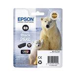Epson - Cartuccia ink - 26XL - Nero Photo - C13T26314012 - 8,7ml