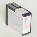 Epson - tanica - inchiostro magenta chiaro, a pigmenti, Ultrachrome
