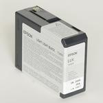 Epson - tanica - inchiostro nero light light, a pigmenti, Ultrachrome