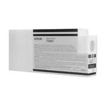 Epson - tanica - inchiostro a pigmenti, nero photo, Ultrachrome, HDR, 350ml