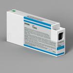 Epson - tanica - inchiostro a pigmenti, ciano Ultrachrome, HDR, 350ml