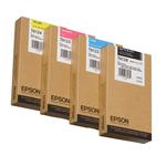Epson - tanica - inchiostro a pigmenti, ciano, Ultrachrome, 220ml
