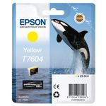 Epson - cartuccia - C13T76044010 - inchiostro a pigmenti, giallo