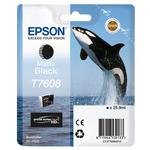 Epson - cartuccia - C13T76084010 - inchiostro a pigmenti, nero matte