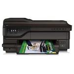 Multifunzione 4 in 1 HP, a colori, inkjet, Officejet Pro 7612