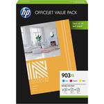 Hp - Confezione convenienza per ufficio Hp 903XL da 75 Fogli/A4/210 x 297 mm - 903XL - 1CC20AE - 925 pag