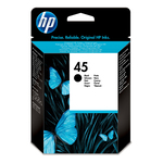 Hp - Cartuccia ink - 45 - Nero - 51645A - 930 pag