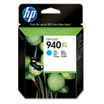 HP - cartuccia - C4907AE - ciano, Officejet 940xl
