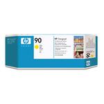 HP - testina di stampa e dispositivo di pulizia - per testina di stampa n. 90, giallo