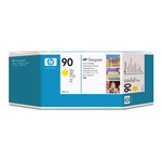 HP - cartuccia - C5065A - n. 90, giallo, 400ml