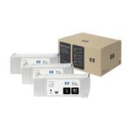 Hp - Confezione 3 cartucce ink - Nero - C5066A - 680ml/cad
