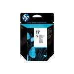 HP - cartuccia - C6625AE - n. 17, tricromia, 15ml