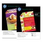 Risma carta professionale per Inkjet - lucida - A4 - 50fg - 180g - HP
