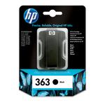 HP - cartuccia - C8721EE - n. 363, nero