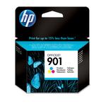 Hp - Cartuccia ink - 901 - C/M/Y - CC656AE - 360 pag