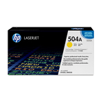 HP - toner - CE252A - giallo, Color Laserjet ce252a, print cartridge with Colorsphere