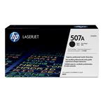 HP - toner - CE400A - nero, n. 507a, Laserjet Enterprise 500 color m551n, capacità standard
