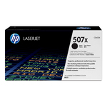 HP - toner - CE400X - nero, n. 507x, Laserjet Enterprise 500 color m551n, alta capacità