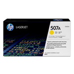 HP - toner - CE402A - giallo, n. 507a, Laserjet Enterprise 500 color m551n