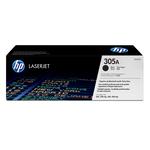 HP - toner - CE410A - nero, n. 305a, capacità standard